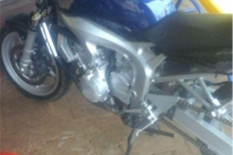 Yamaha 600cc Road Bike 0