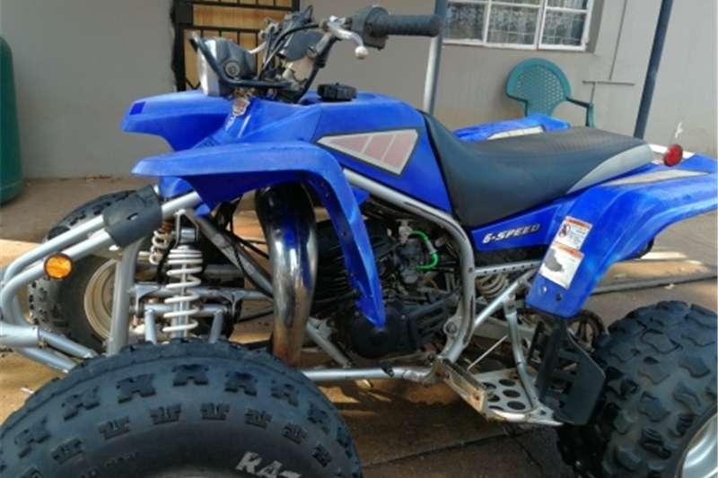 Yamaha Blaster 2stroke 0