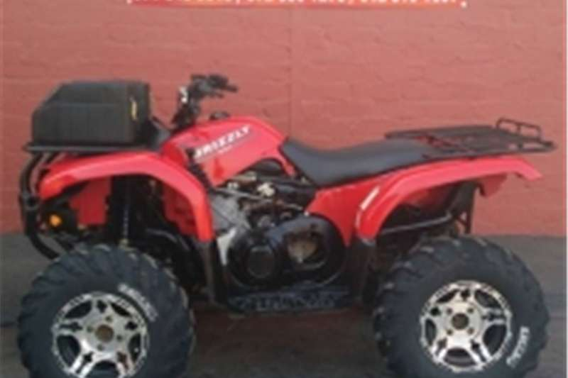 Yamaha Grizzly 660 0