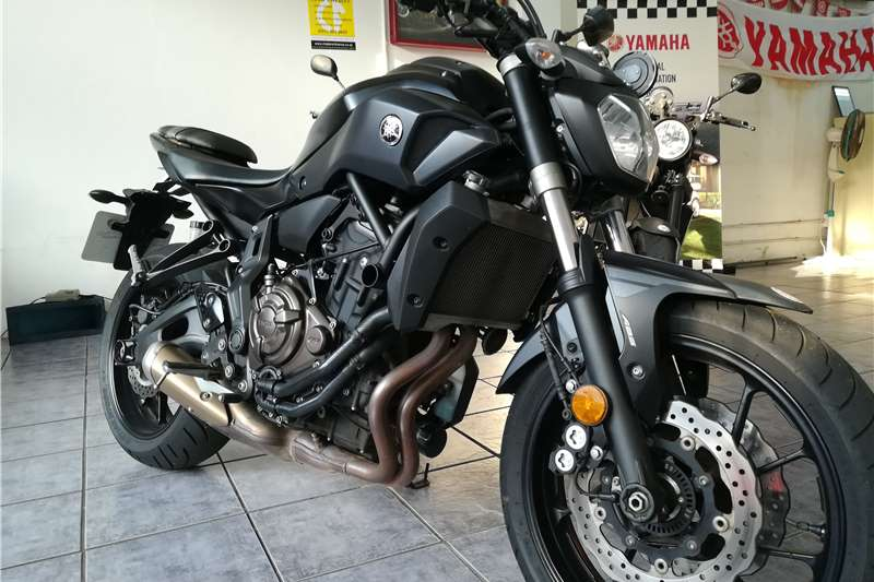 Yamaha MT-07 ABS 2018