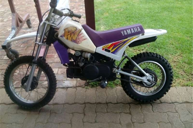 Yamaha PW 0