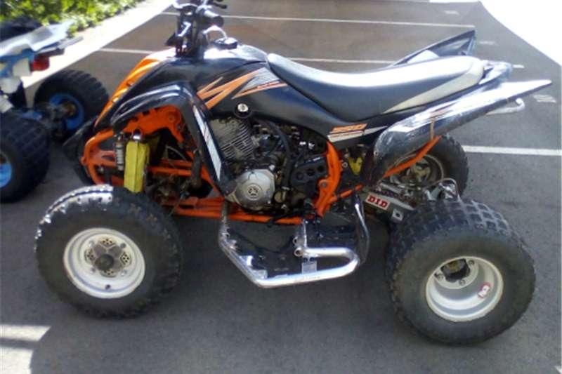 Yamaha Raptor 350 0