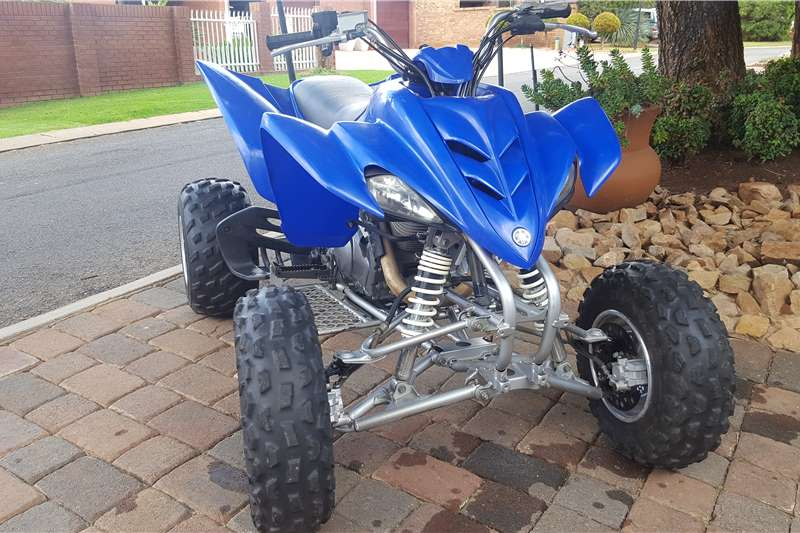 2005 Yamaha Raptor 350 Motorcycles for sale in Gauteng | R 2 200 on ...