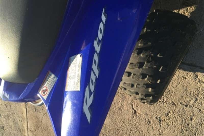 Yamaha Raptor 350cc 0