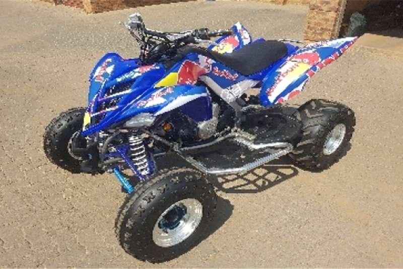 Yamaha Raptor 700 0