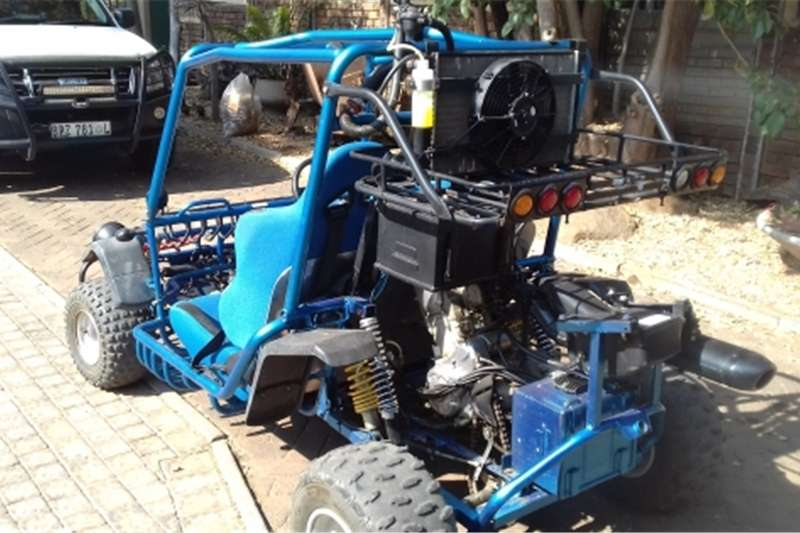 Yamaha Raptor 700 Pipe Car 2009