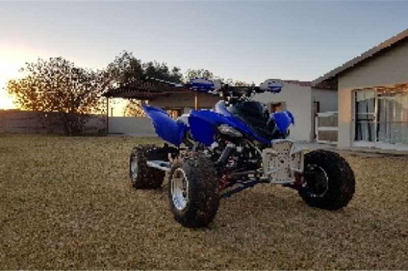 Yamaha Raptor 700cc 2008
