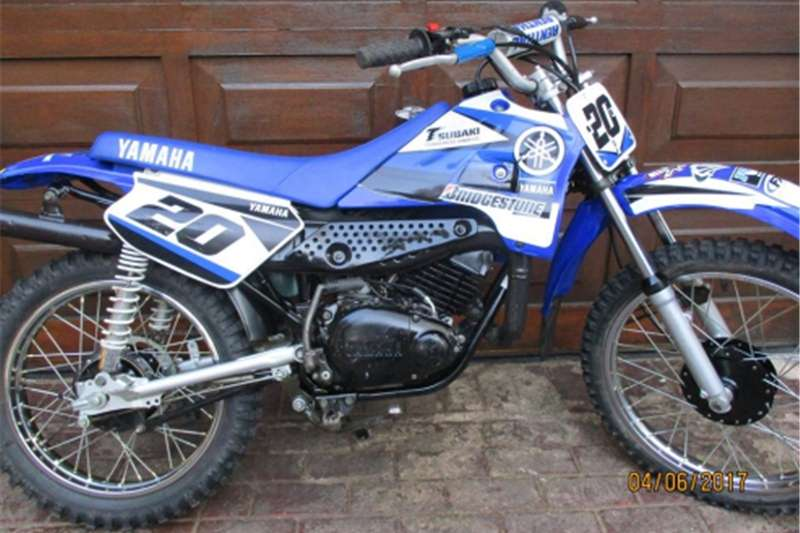 Yamaha RT100 0