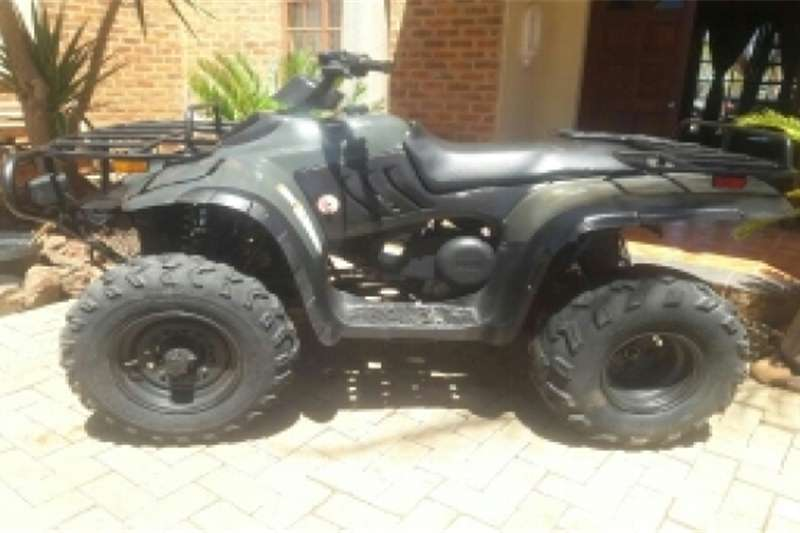 Yamaha Rustler 260cc 0