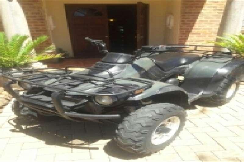 Yamaha Rustler 300cc 0