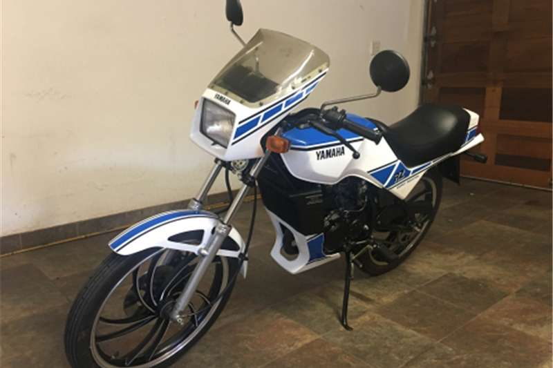 Yamaha RZ 50 0