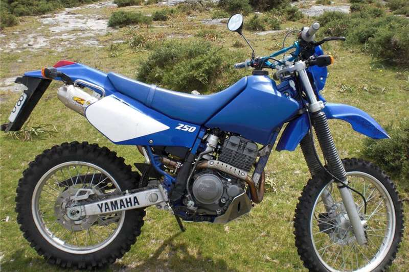 About Yamaha Dirt Bikes