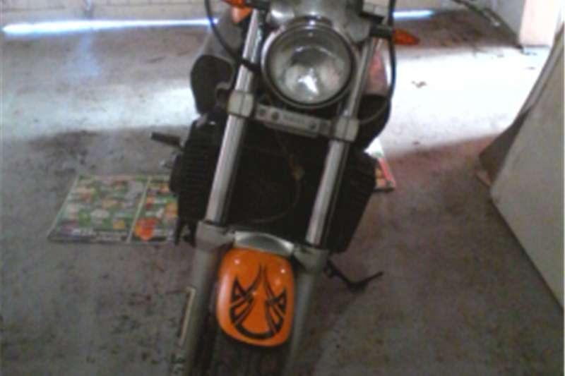 Yamaha V-Max 1200cc Motorcycle for Sale 0
