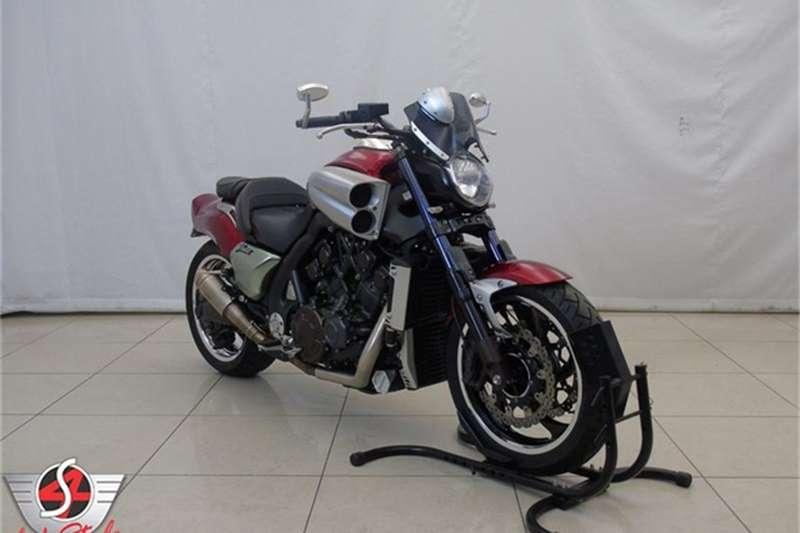 Yamaha V-Max 1700 2009