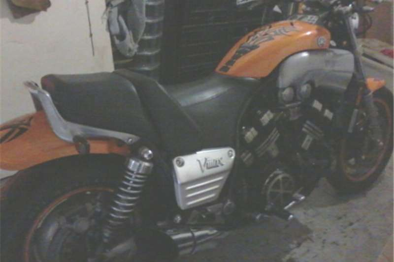 Yamaha V-Max Motorcycle for Sale 0