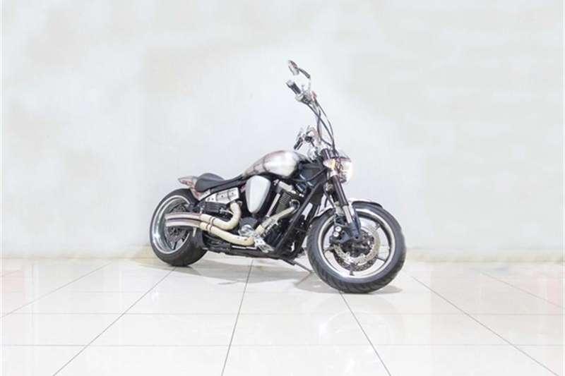 Yamaha Warrior 2012
