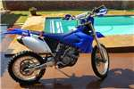 Yamaha WR 250 off road 4 stroke
