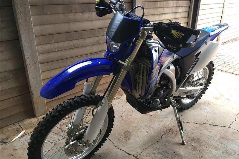 Yamaha WR 450F 2007