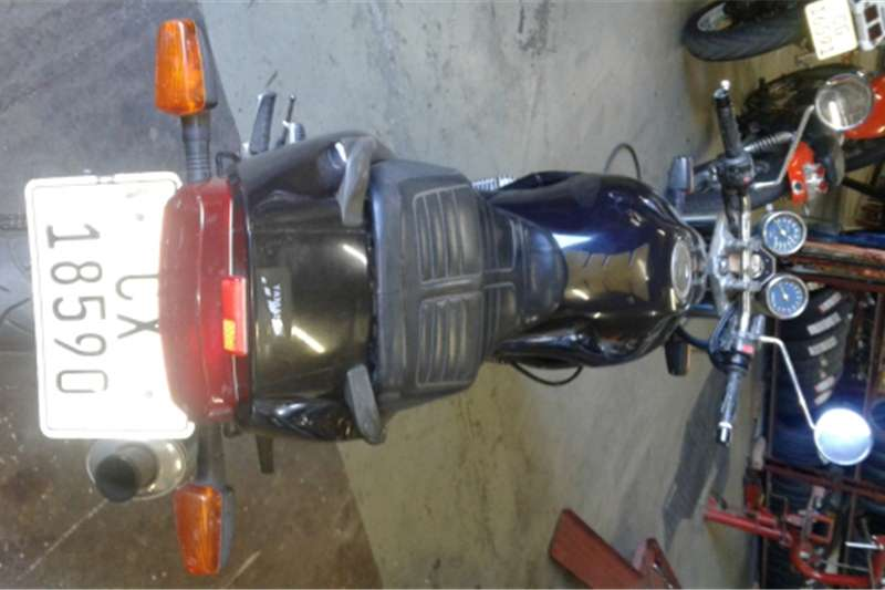 Yamaha XJ600N DIVERSION for sale   Price includes Roadwor 1998