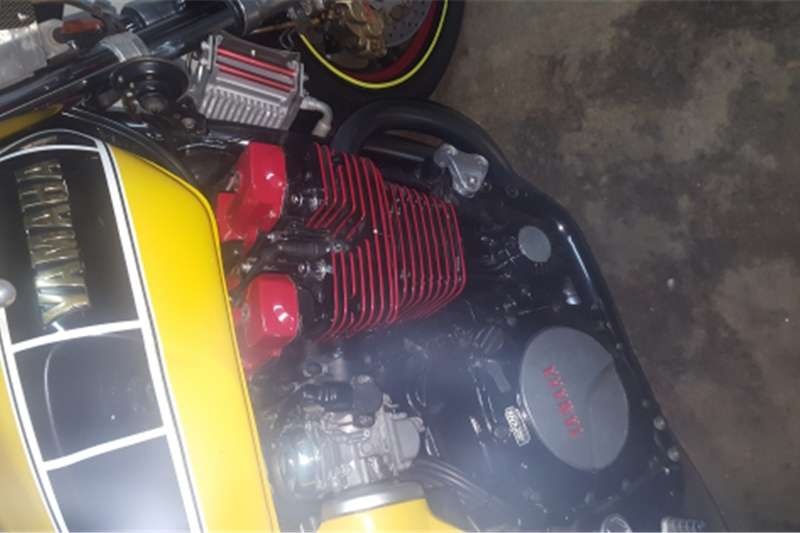 Yamaha XJR 1200cc 2006