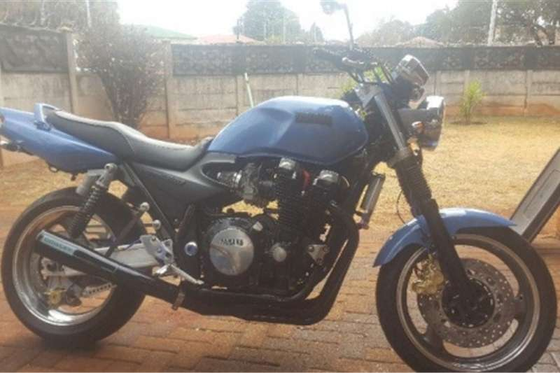 Yamaha XJR1300 for sale 2000