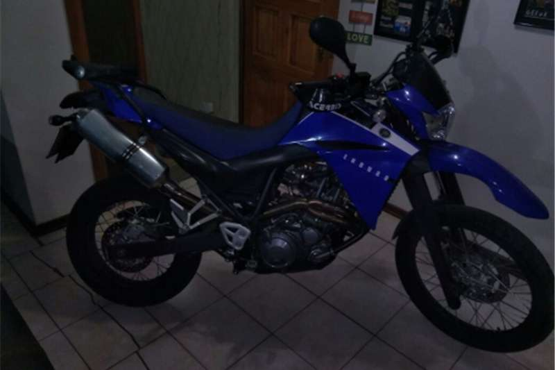 Yamaha XT660R for sale 2014