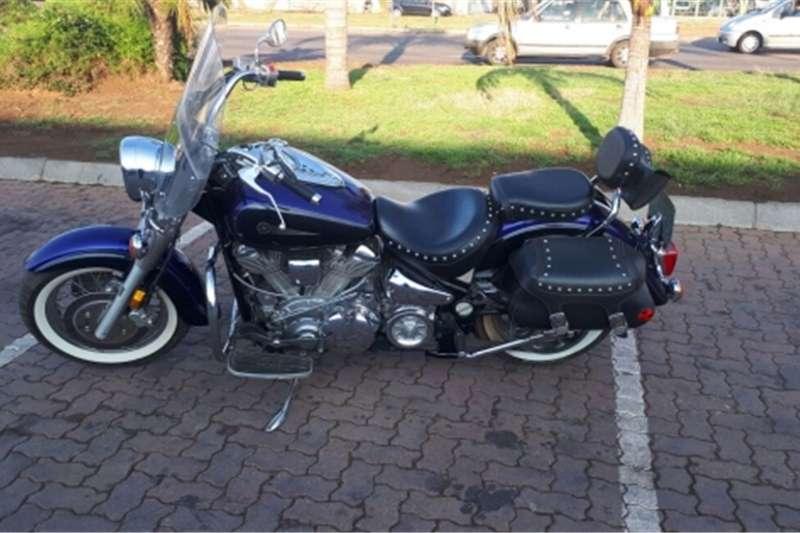 Yamaha xvs 1700model 2012