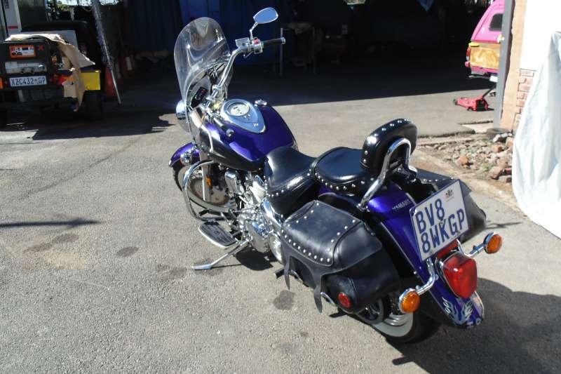 Yamaha XVS 650 2003