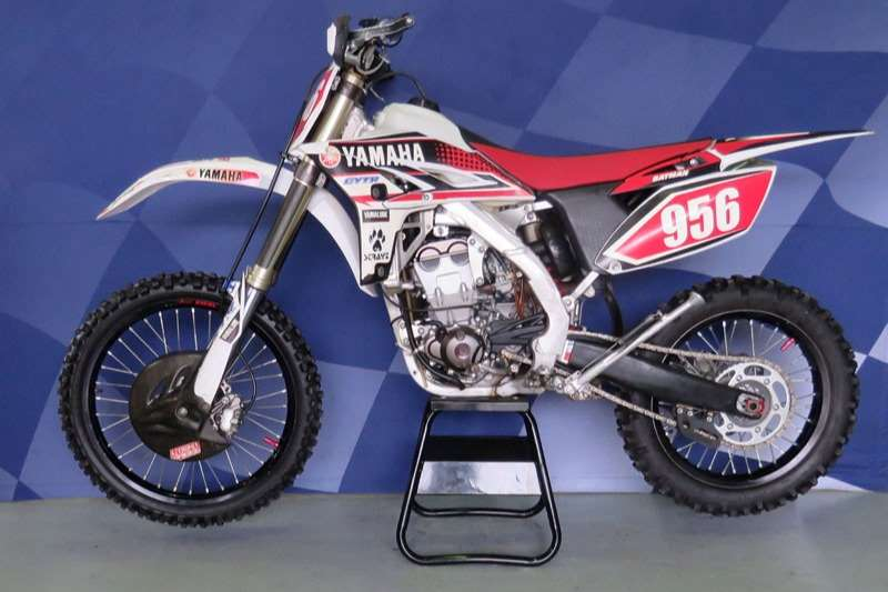 Yamaha YZ250 2011