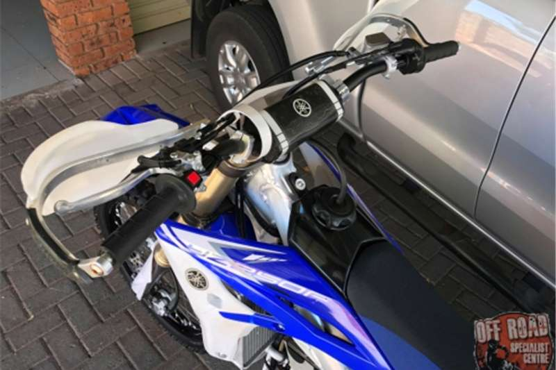 Yamaha YZ250 f(LIKE NEW) 2013