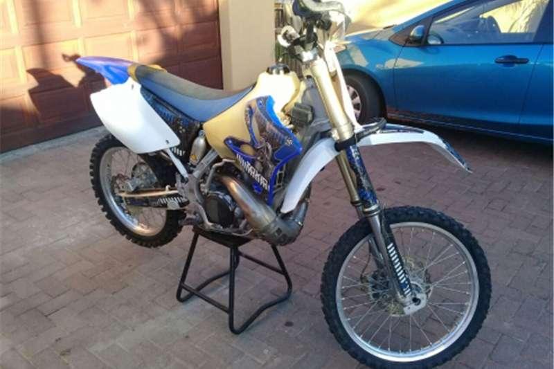 Yamaha YZ290 2stroke 2011