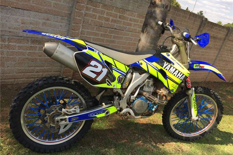 2008 Yamaha YZ450F Motorcycles for sale in Gauteng | R 28 000 on ...