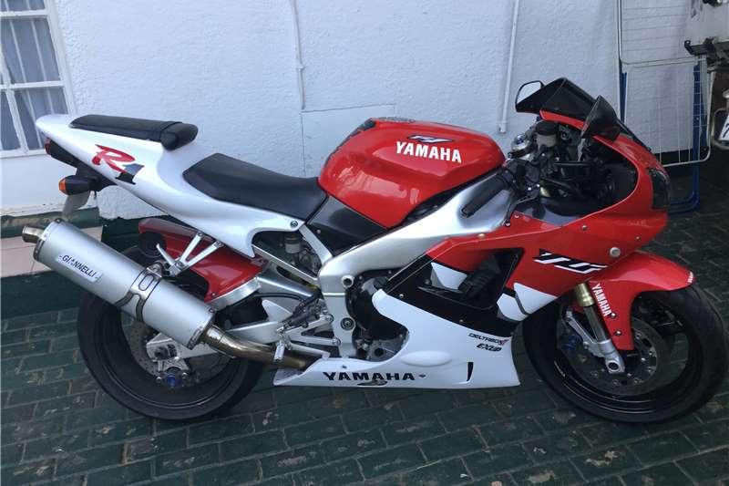 Yamaha YZF R1 2002
