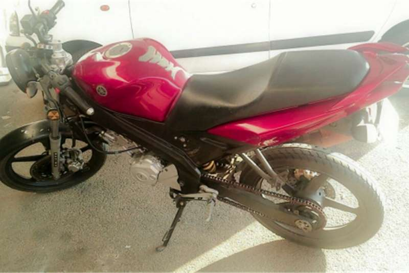 Yamaha YZF R150 0