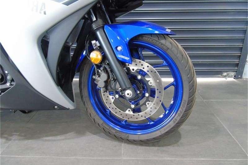 Yamaha YZF R3 2016