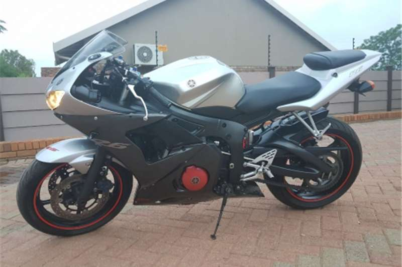 Yamaha YZF R6for sale 2005