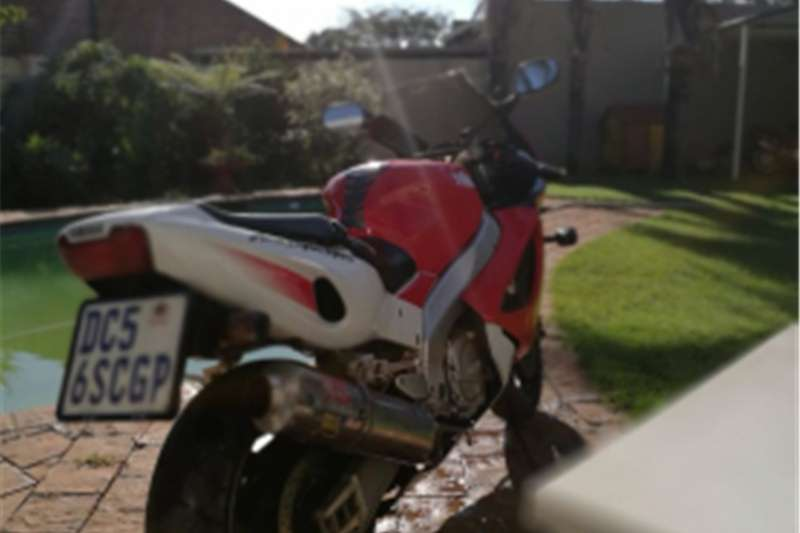 Yamaha YZF to swap for a small car 0