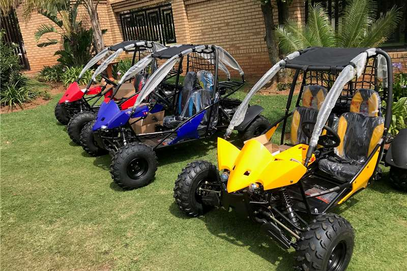 Zongshen Zs 200 Gy A Dune Buggy Sand Master 2017