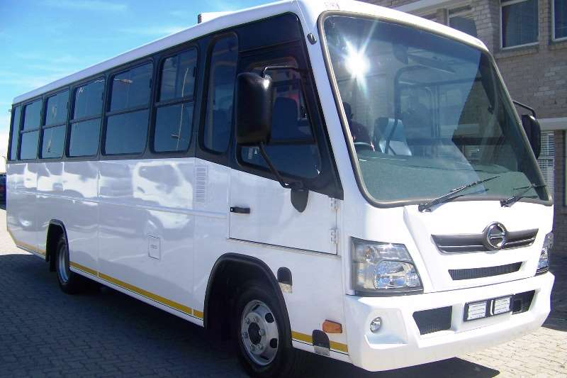 ea546cd8d8 Hino 35 Seater (34 + driver) Commuter Bus