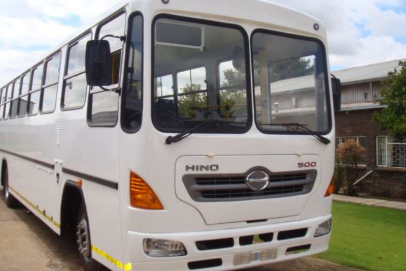 Hino 66 Seater (65 + driver) Commuter bus