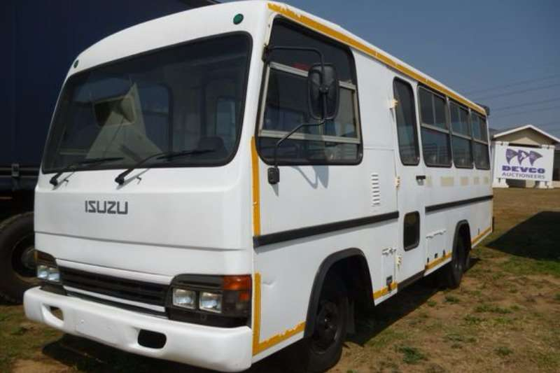 Isuzu NPR 300 24 Seater Bus
