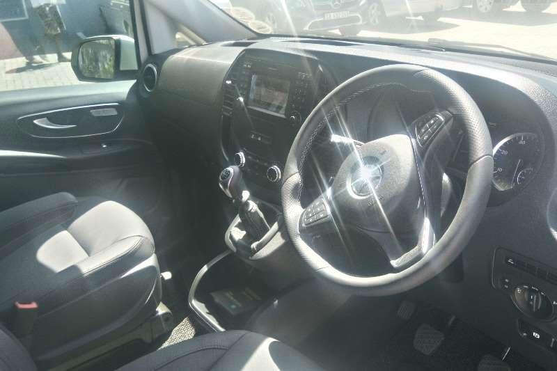 Mercedes Benz Vito Tourer Pro 116 CDi Select, manual