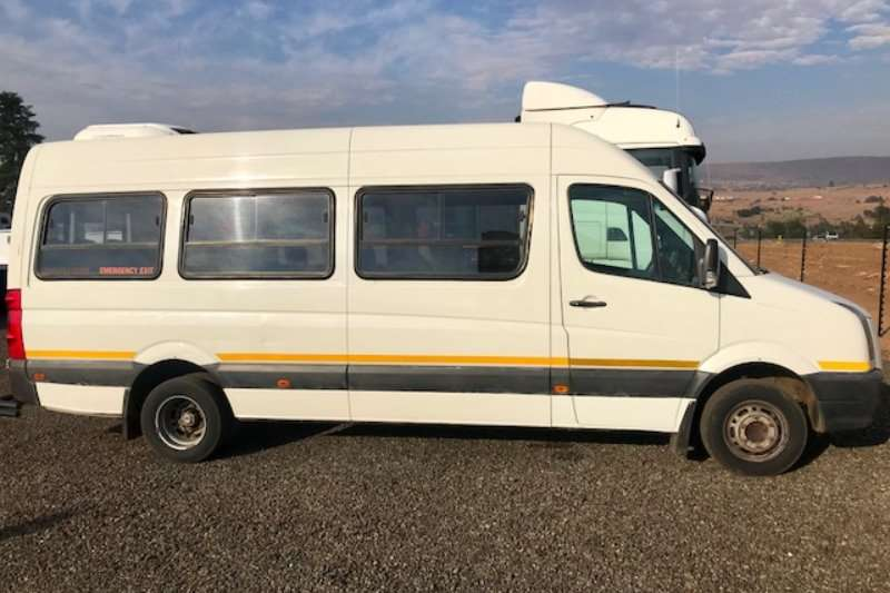 VW Crafter 17 seater