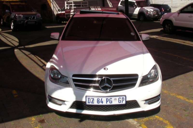 2012 Mercedes Benz C-Class sedan