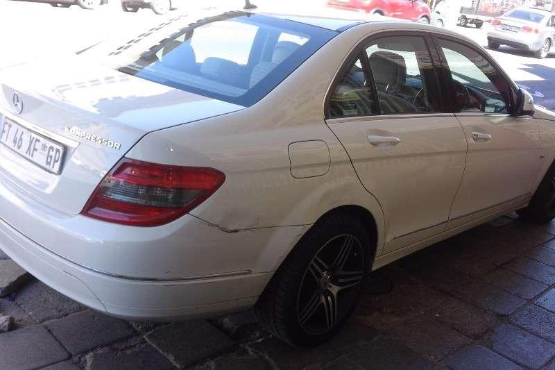 2008 Mercedes Benz C