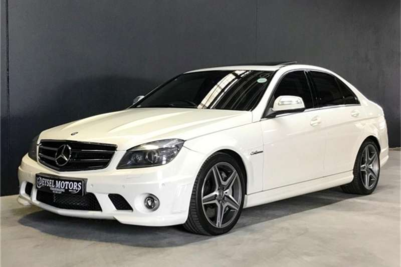 C63 amg in mercedes benz in south africa junk mail for Mercedes benz c class 2008 bluetooth