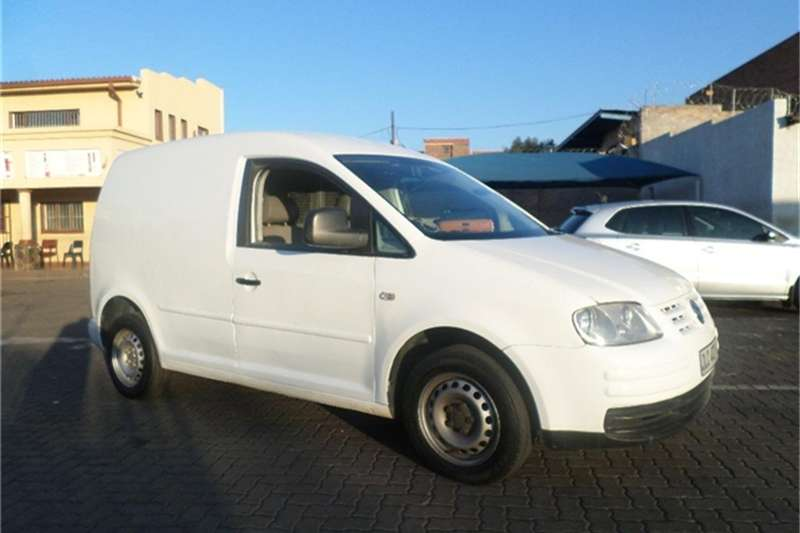 2009 VW Caddy
