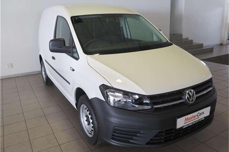 2018 VW Caddy