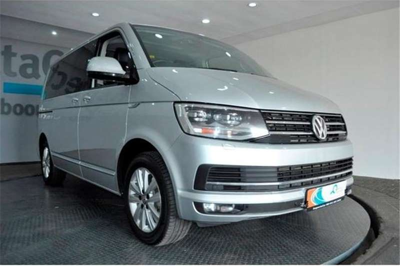 2016 VW Caravelle