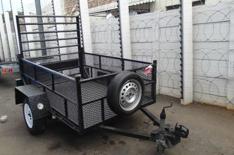 2006 Accessories Trailers